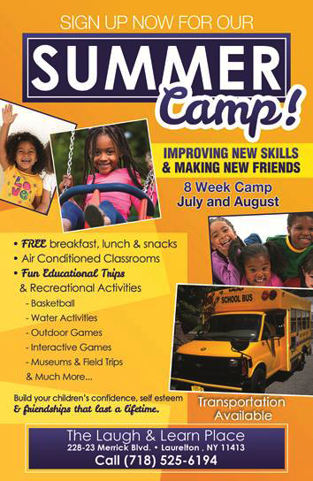 Summer-Camp Flyer
